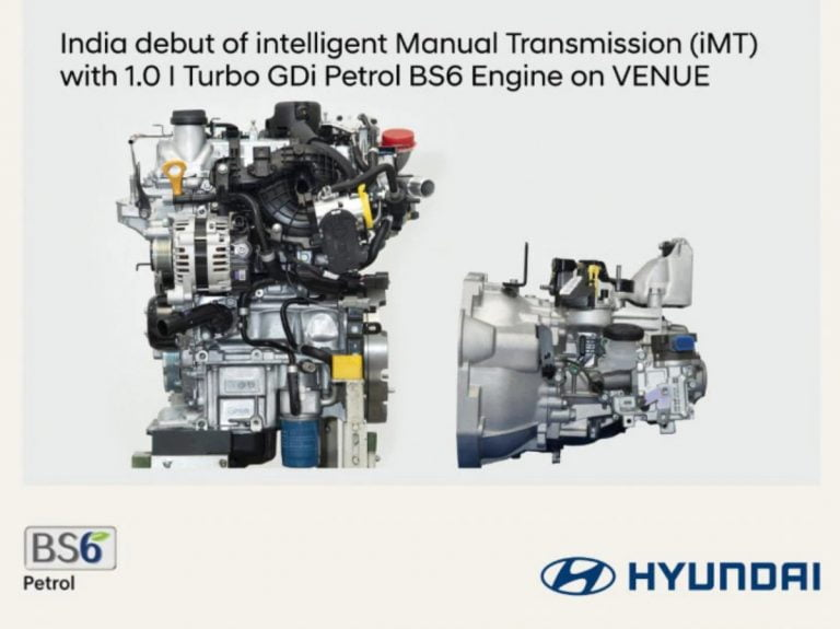 More Hyundai and Kia Cars to get Clutchless-Manual Gearbox After Venue!