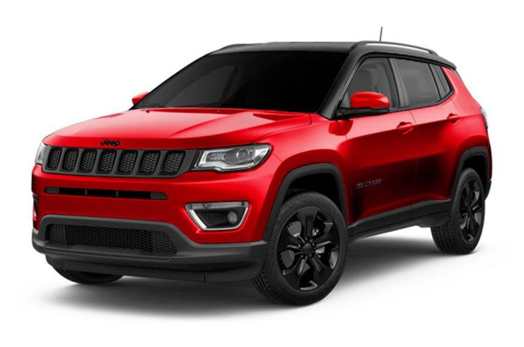 Jeep Compass Night Eagle edition launched  for a starting price of Rs 20.14 lakh
