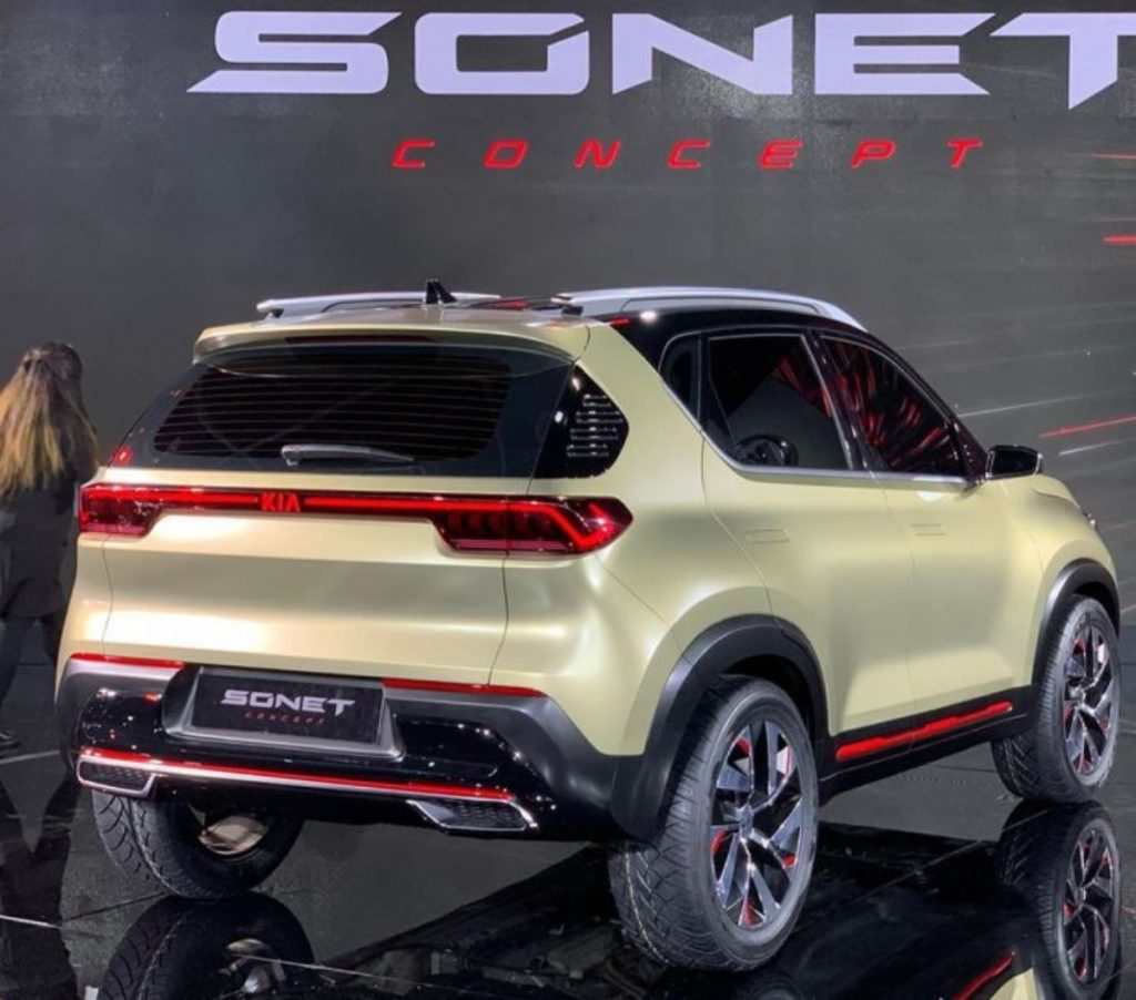 Expect the Kia Sonet to be priced between Rs 7-12 lakh. Its India launch is expected to be sometime around September.