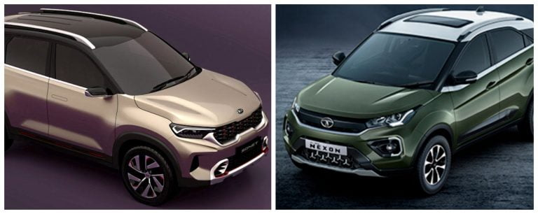 7 Features That Come On Kia Sonet But Not On Tata Nexon Facelift