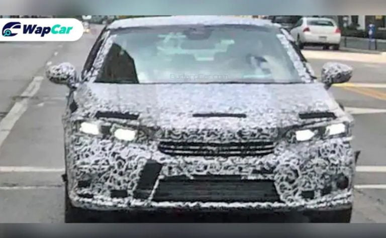 Here's Your First Look at the Next-Gen Honda Civic Spied Testing Already!