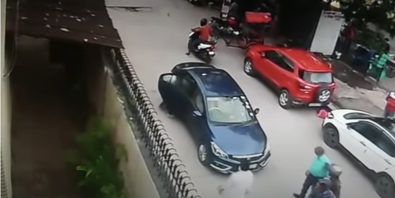 Thak Thak Gang Steal Valuables From A New Maruti Ciaz – How To Remain Safe From Them