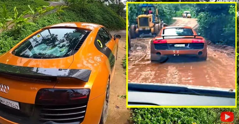 Supercars in India and Their Everyday Struggles – Video
