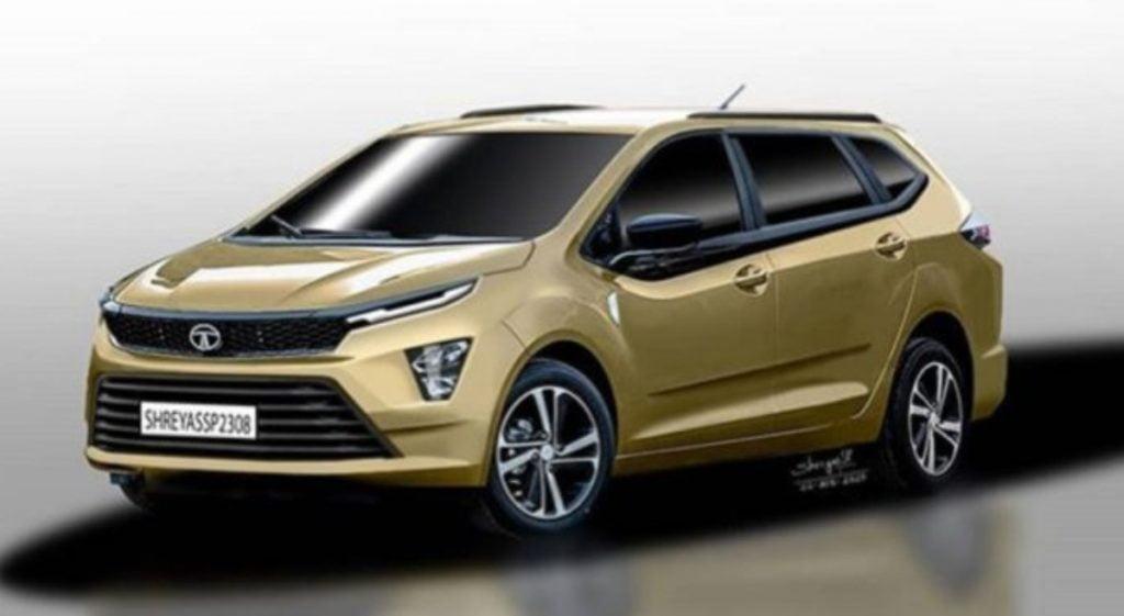 Tata Motors serait en train de travailler sur un nouveau monospace basé sur l'Altroz.