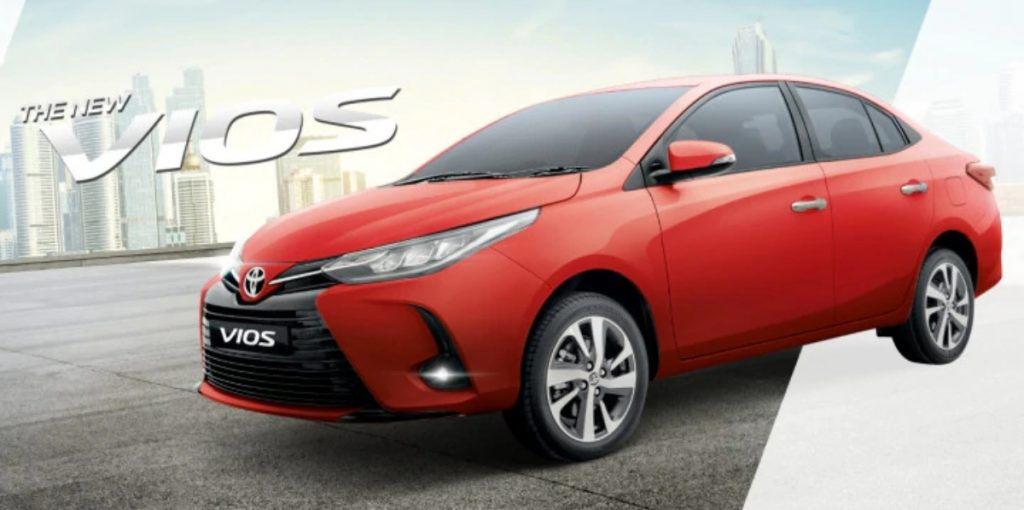 Toyota has unveiled the Yaris facelift (Vios as its known globally) in Philippines