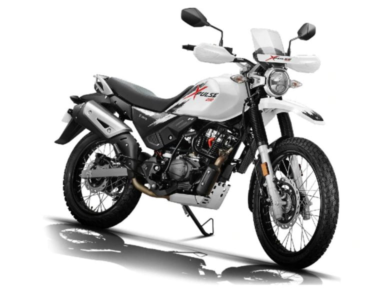 BS6 Hero XPulse 200 Launched in India; Price – Rs 1,11,790