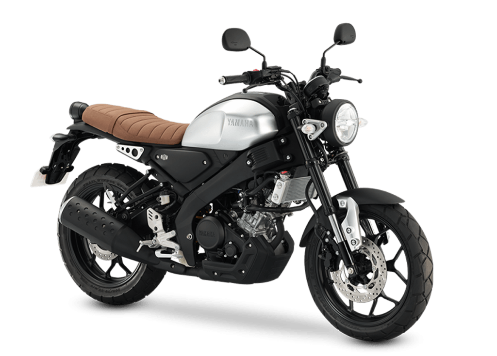 Speculations about Yamaha launching the XSR155 in India are still on.