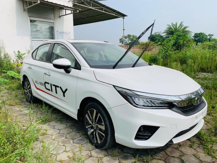 2020 Honda City Starts Reaching Dealership For Test Drive And Demo!