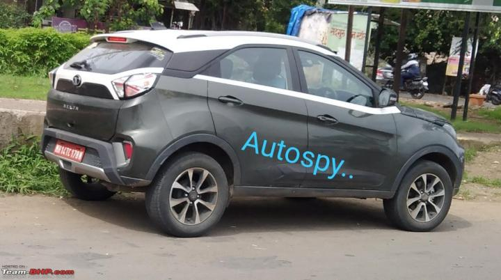Tata Nexon DCT Reportedly Under Development; Launch Expected Soon