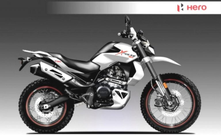 Hero Has a New 300cc Adventure Motorcycle Coming Up – Here's What to Expect