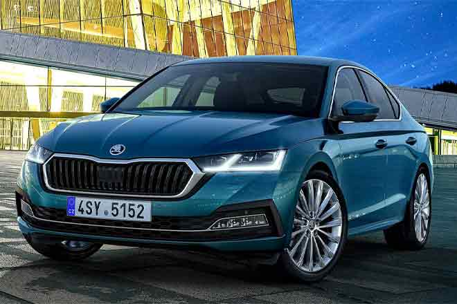 Skoda Octavia Gets CNG In Global Market; Can Go Up To 690 Kms!