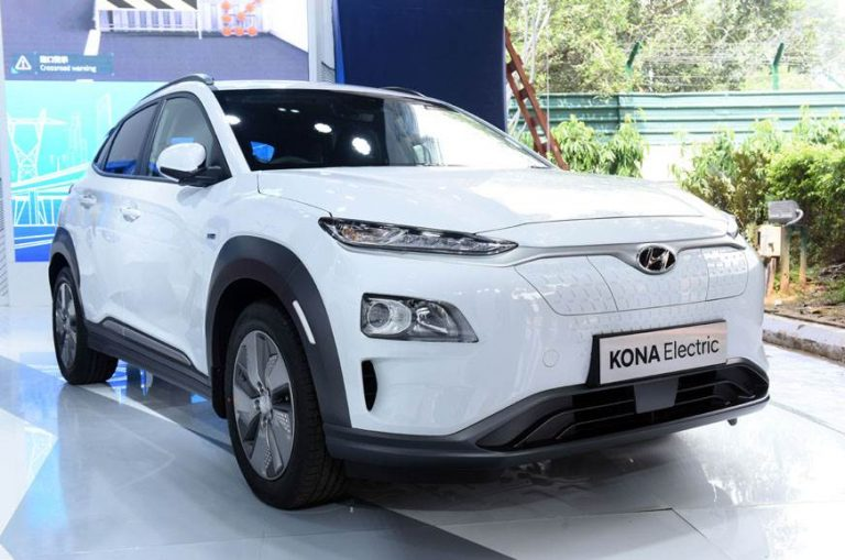 Here's a Real World Driving Range Test for the Hyundai Kona EV!