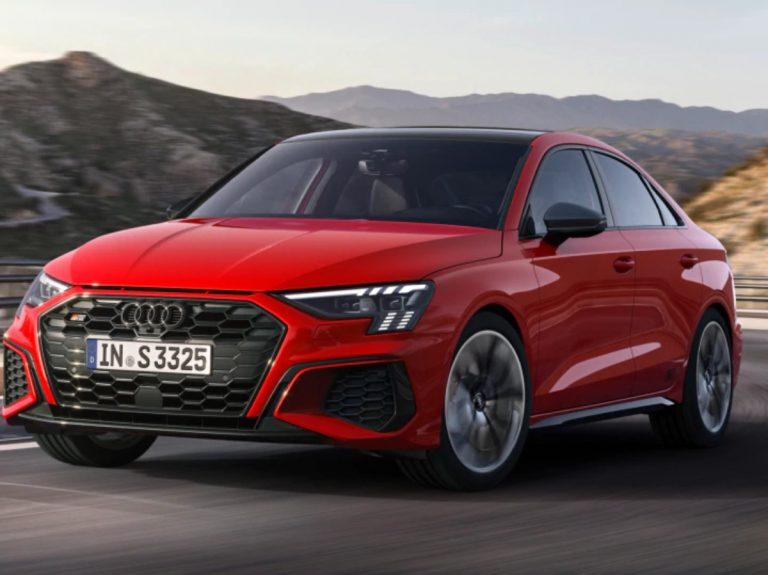 Audi Takes Wraps Off the Swanky New 2020 S3 Sedan!