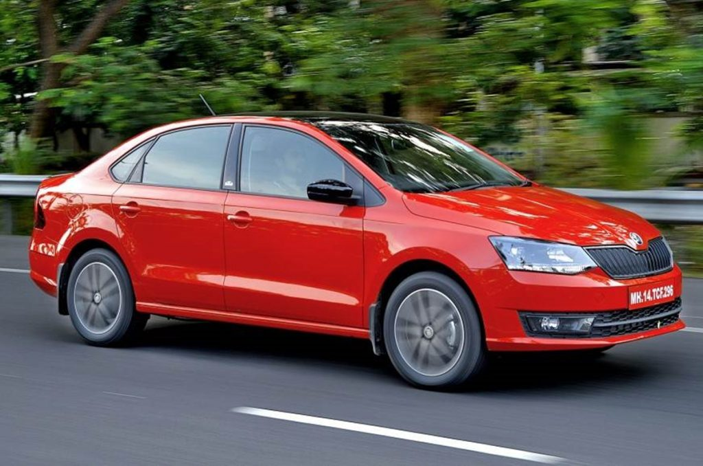 Skoda will launch the Rapid Automatic in India on September 17, 2020.