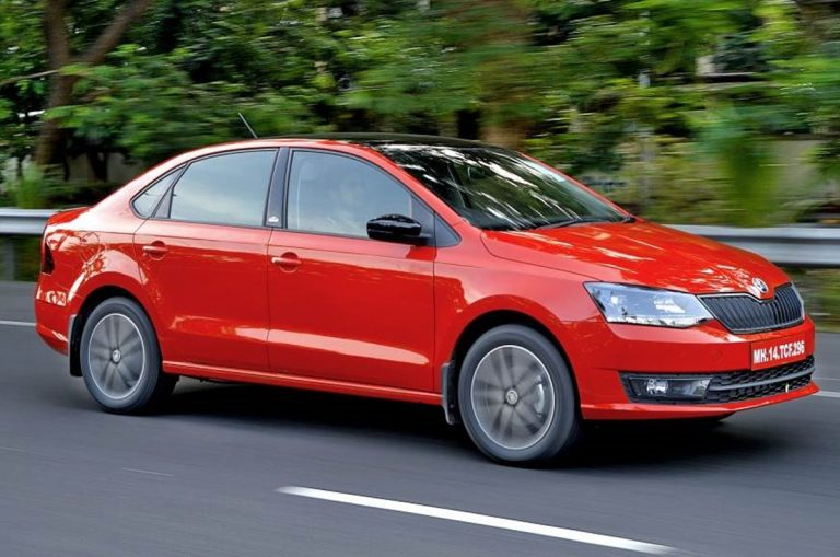 Skoda Rapid Automatic Launched; Price Start at Rs 9.49 lakh!