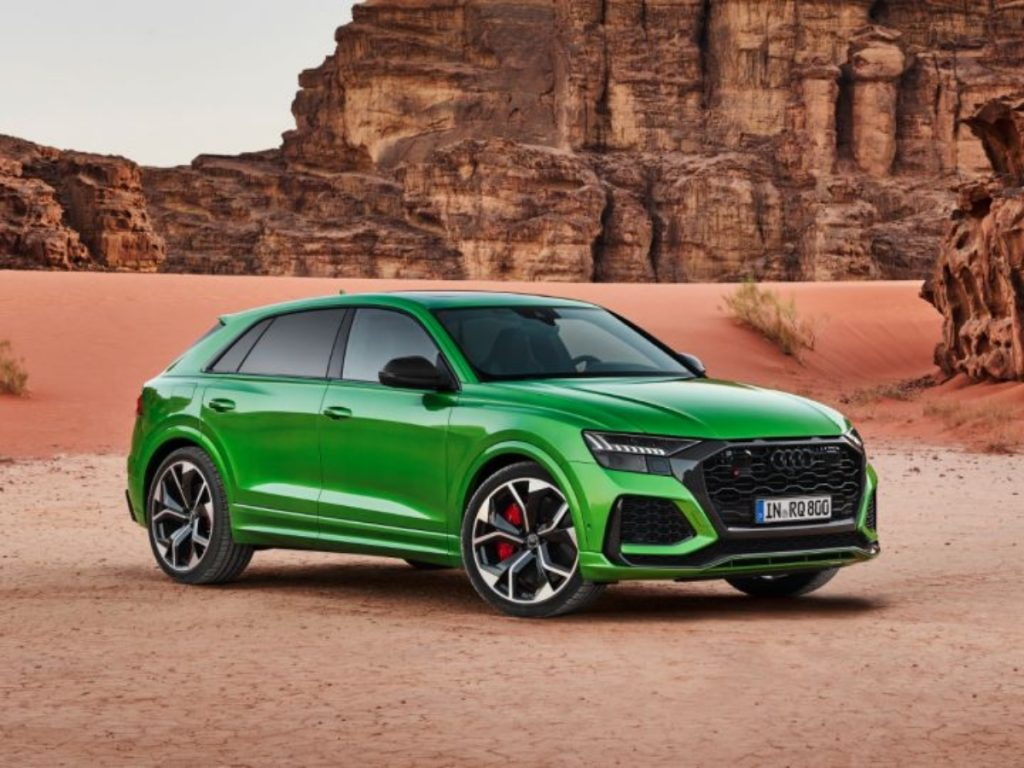 The Audi RS Q8 has been launched in India today for a price of Rs 2.07 crore (ex-showroom, India).