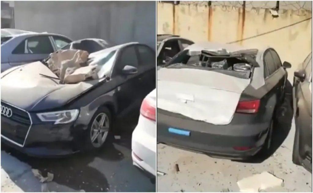 Plusieurs autres constructeurs automobiles de la région ont également subi des pertes similaires
