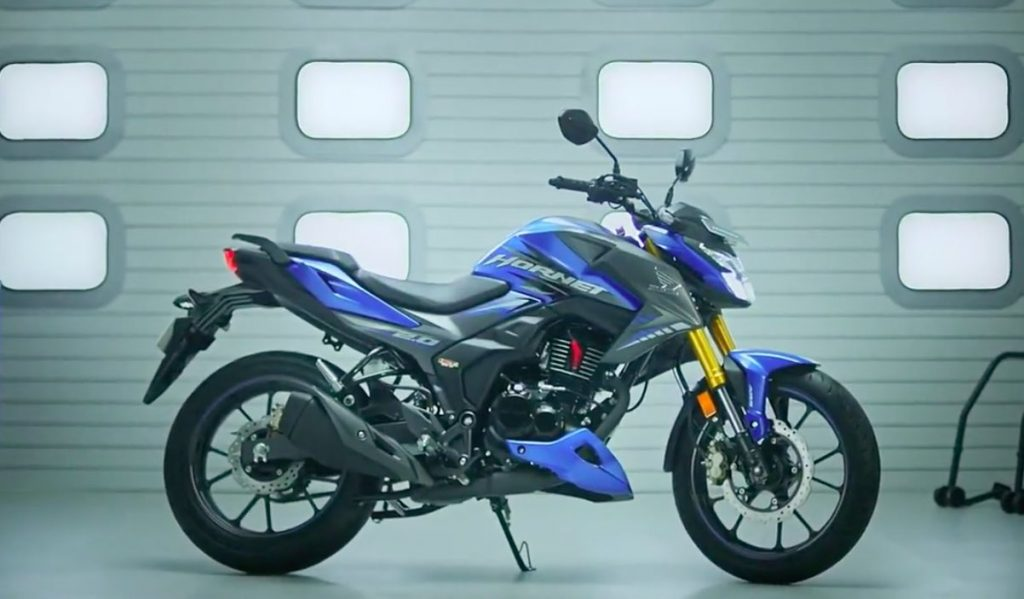 Honda is planning on a new small capacity adventure motorcycle based on the Hornet 2.0 platform for India.