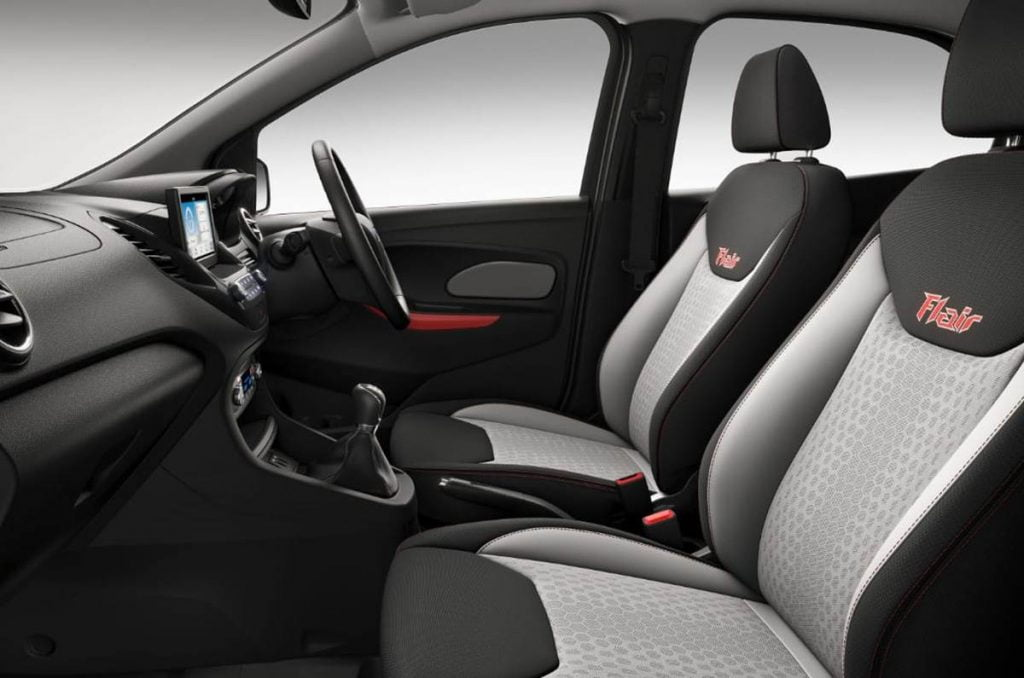 Ford Freestyle Flair interiors.