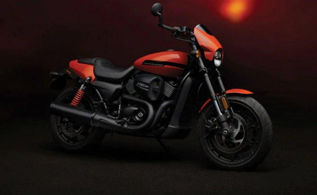 Prix de la Harley Davidson Street Rod réduit d'un énorme 77000 Rs.  Commence maintenant à partir de Rs 5,99 lakh.