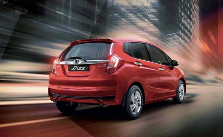 BS6 2020 Honda Jazz Discounts For Festive Season – Up To Rs 60,000