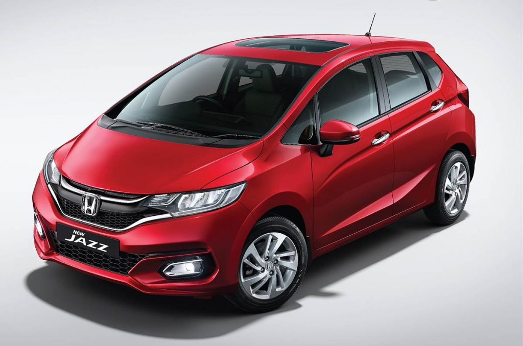 Honda has tweaked the face of the new BS6 Jazz ever so slightly but it immediately makes so much difference.