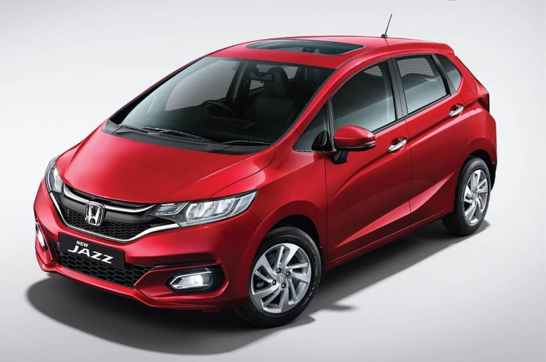Here's Everything That's New on the BS6 Honda Jazz Facelift!