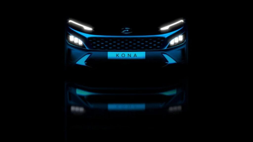 The new headlamp setup really gives the SUV a very sophisticated look.