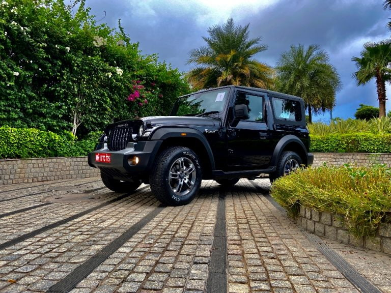 New Mahindra Thar To Get An Adventure Kit – See All The Accessories!