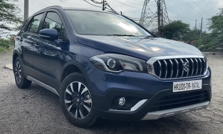 BS6 Maruti S-Cross Petrol Review – Better But A Bit Boring!