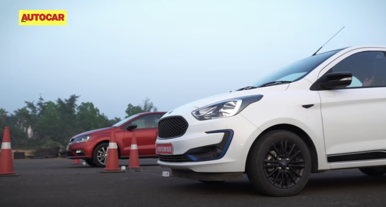 Volkswagen Polo GT TDI Vs Ford Figo Diesel – See Who's The Winner