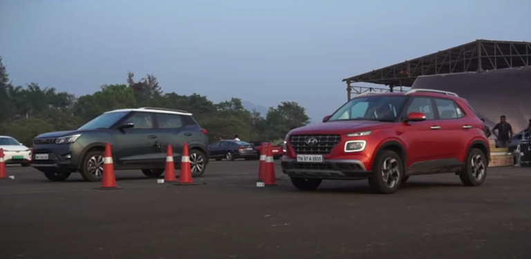Here's How Mahindra XUV300 Managed To Beat Hyundai Venue In A Drag Race!