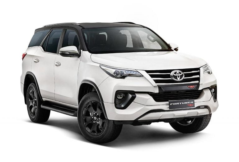 Toyota Launches Limited-Edition Fortuner TRD; Price Starts from Rs 34.98 Lakh!