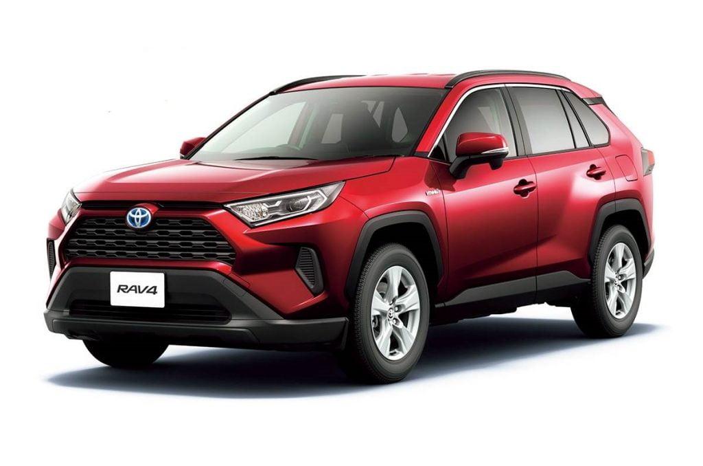 Toyota apportera le SUV hybride RAV4 en Inde l'année prochaine en tant qu'importation complète en nombre limité.