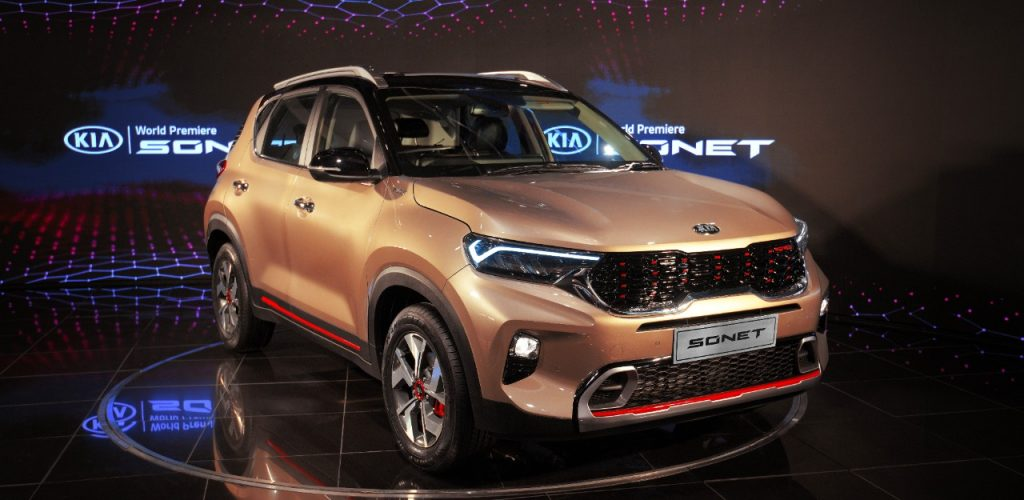 Kia will announce the price of the GTX+ automatic variants of the Sonet by the end of this month.