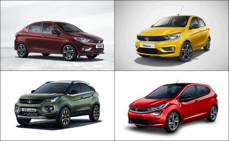 BS6 Tata Price Revision – Altroz, Harrier, Tiago and Nexon Become More Expensive!