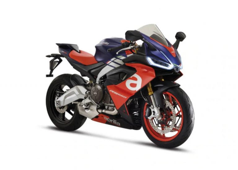 Aprilia is Developing New 300-400cc Motorcycle for India!