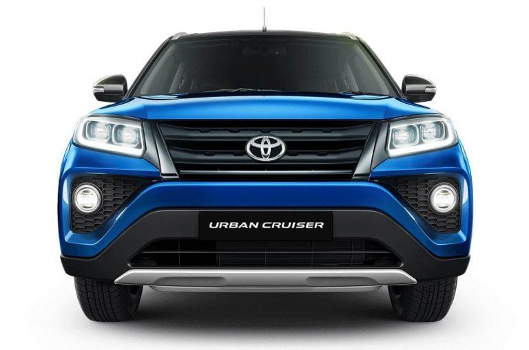 Toyota Urban Cruiser Variant-Wise Features Revealed Ahead of Launch!