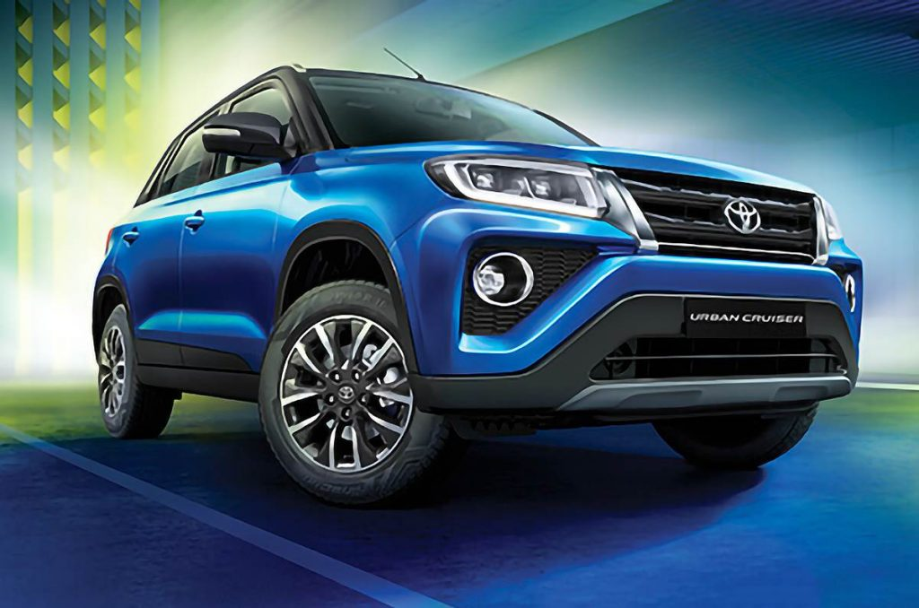 Toyota has revealed the launch date of the Urban Cruiser in India to be on September 23, 2020.