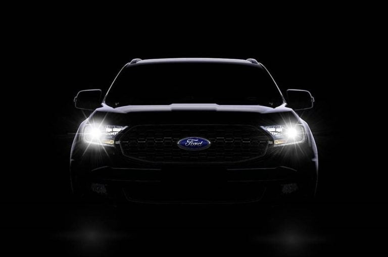 Its Official, Ford Endeavor Sport Launching on September 22!