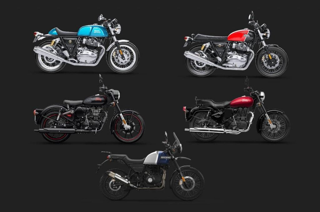 Royal Enfield hikes the price of all its models - Bullet 350, the Classic 350, the Himalayan, the Interceptor 650, and the Continental GT 650.