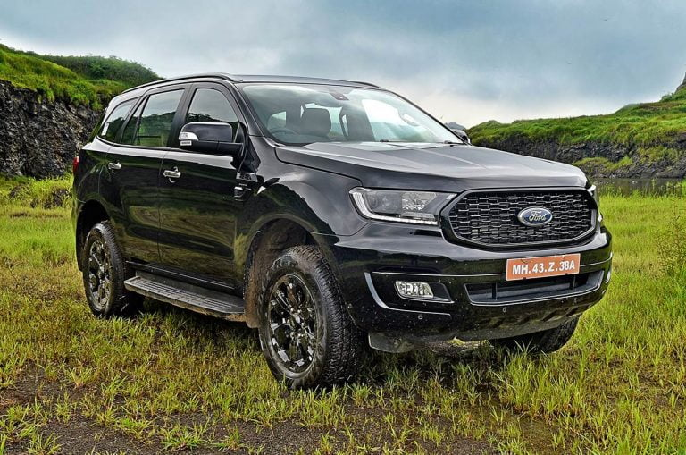 Ford Endeavor Sport Launched in India for a Price of Rs 35.10 Lakh!