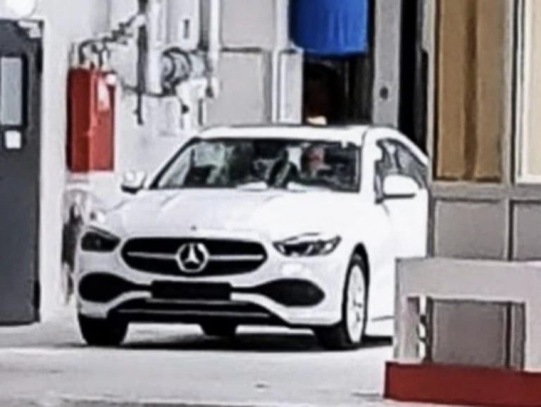 Next-Gen Mercedes Benz C-Class is Truly New Baby S-Class!