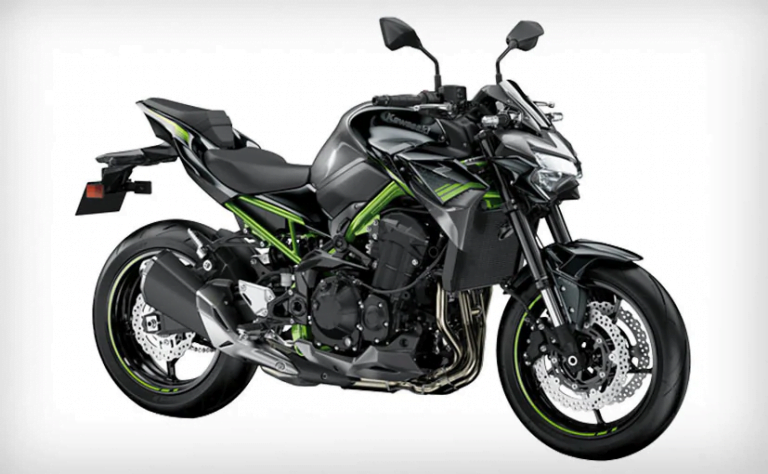 BS6 Kawasaki Z900 Launched for a Price of Rs 7.99 Lakh!