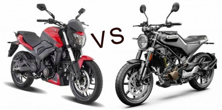 Husqvarna Svartpilen 250 vs Bajaj Dominar 250 – Performance Test!