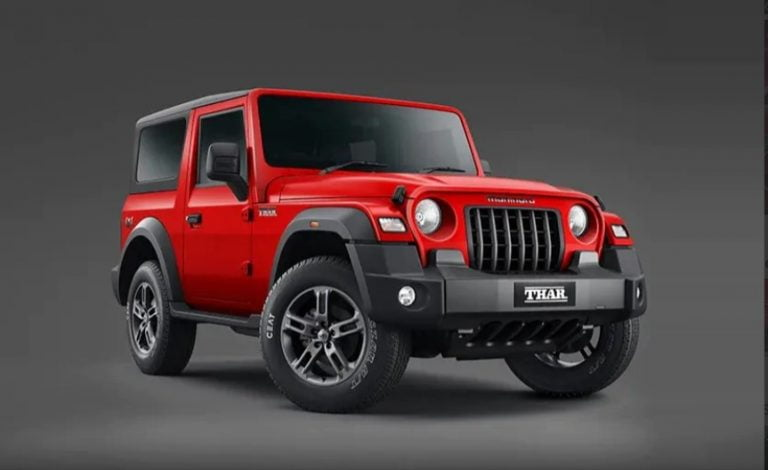 2020 Mahindra Thar Price Hike From December 1 – Who Are Affected?