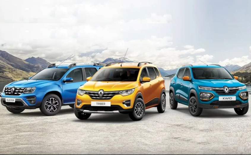 Renault is offering discounts and benefits of up to Rs 70,000 on the Duster, Triber and Kwid for September 2020.
