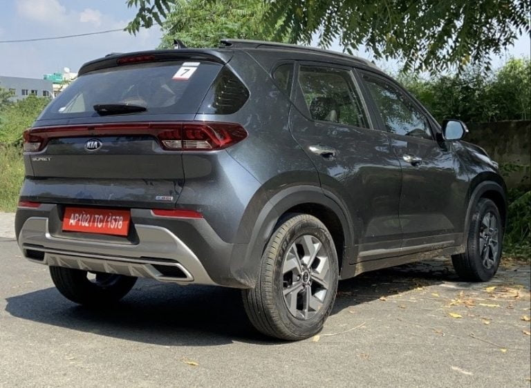 Here's An Early Ownership Review Of the Kia Sonet HTX+ iMT – Video