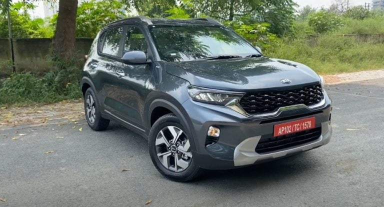 40% Of Kia Sonet Buyers Opting For Diesel; Nearly Half Of Them For Automatic