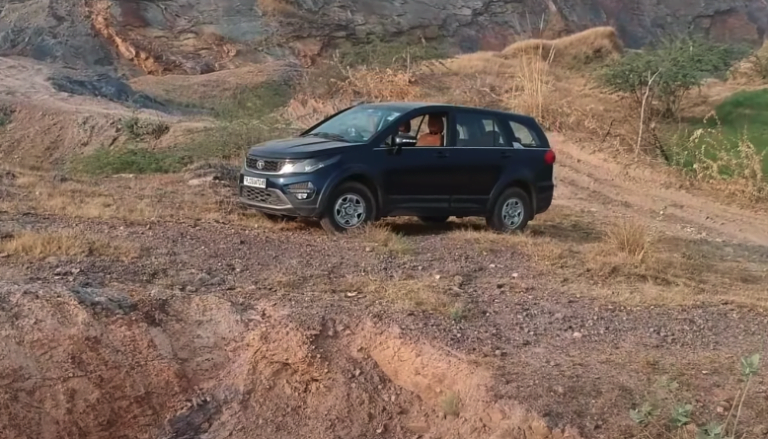 Check Out This Review Of Tata Hexa Running More Than 1 Lakh Kms!